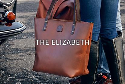 The Elizabeth Leather Bag