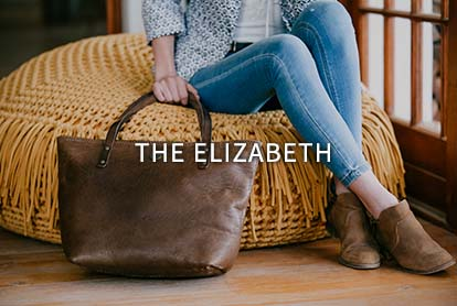 The Elizabeth Leather Bag