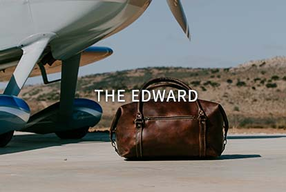 The Edward Leather Bag